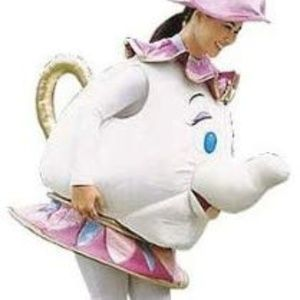 Disney Mrs. Potts Beauty and the Beast costume